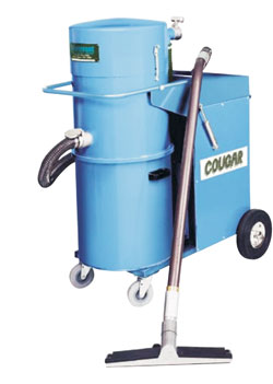 The Cougar Heavy Duty Industrial Vacuum Cleaner Is Designed For Bulk Pick Up And Cleaning By One Operator Using To 50mm Bore Hose